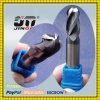 Jinoo 2/4 di fresa di CNC dello strumento per il taglio di metalli del tungsteno delle scanalature
