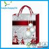 Alta calidad de encargo y bolsa de papel de moda de Kraft China