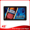 42 인치 iPad Style LCD Effective Advertizing Player
