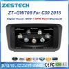 Lecteur DVD sonore par radio CD GPS BT de véhicule approprié à la Grande Muraille C30 2015