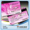 Cmyk bedruckbare Plastik-PVC-Geschenk-Karte