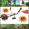 Gasoline CE Approved 52cc Heavy Duty Petrol Strimmer Agricultural Equipment