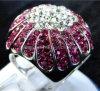 Anneaux de diamant (RSJ3832)