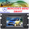 Automobile DVD per Mercedes-Benz astuto (CT2D-SBZ11)