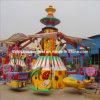 El parque estupendo de la familia de la diversión de la fábrica monta la silla al aire libre del vuelo del oscilación