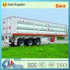 3 de Container Boudle 8 van assen CNG de Semi Aanhangwagen van Buizen (LAT9380TJZG)