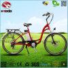 Hydraulisches vordere Gabel-elektrisches Stadt-Straßen-Fahrrad des Legierungs-Rahmen-250W