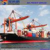 Frete de oceano de China para Penang, Malaysia