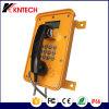 El equipo de comunicación barato SIP teléfono GSM Sos teléfono de emergencia