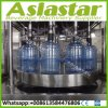 5 Gallonen-Flaschen-reine Wasser-Zylinder-Füllmaschine/Produktionszweig