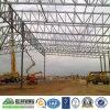 Taller prefabricado de la estructura de acero del bajo costo