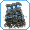 確実な卸し売りバージンの人間のブラジルの自然な波の毛の織り方の加工されていないブラジルの毛