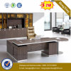 L bureau en bois de forme/bureau/bureau en bois solide (HX-6M131)