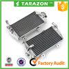ホンダCrf250r 14 - 15のための高性能のアルミニウム極度の冷却のラジエーター