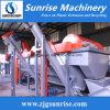Plastique de rebut réutilisant la machine à laver de sacs tissée par pp