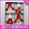 Bambola di legno del bambino all'ingrosso 2017 la mini gioca giocattoli di legno W02A223 della bambola del mini della bambola dei bambini di Cutie dei giocattoli migliore giocattolo di legno dei capretti i mini