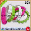 Wristband impresso del silicone riempito colore