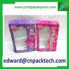 Коробки изготовленный на заказ картона подарка индикации бумажные с окном PVC