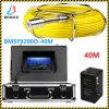 Abwasserrohr-Inspektion-Kamera-Pole-Kamera 7  LCD-Kamera mit Karte Ableiter-4GB