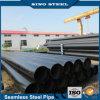 Tubulação de aço sem emenda do carbono preto quente da venda ASTM A106 Sch40