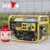バイソン((h) 5kw 5000W 5kVA中国) BS6500uのセリウムによって証明される電気開始の音の証拠のタイプ携帯用Biogasの電気発電機