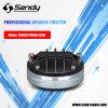 Altavoz profesional V400 del altavoz para bajas audiofrecuencias de los sonidos de la salida del poder más elevado