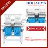 Machine Twee van het Borduurwerk van Holiauma Hoofden met 15 Naalden