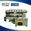 Affrancatrice automatica della plastica/documento/cuoio