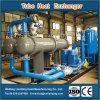 Echangeur de chaleur à coquille et à tubes / échangeur de chaleur à huile à coque et à tube