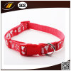 Collar de perro de bambú del collar respetuoso del medio ambiente del animal doméstico (HJ9109)