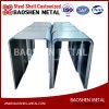 Fornecedor personalizado escudo de China do refrigerador da fabricação de metal da chapa de aço de carbono