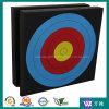 Objectifs de tir à l'arc en mousse EVA ronde carrée pour le tir à l'arc
