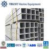 Квадрат горячего DIP ASTM гальванизированный стальной или прямоугольная труба