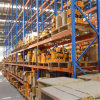 De in het groot Plank van het Pakhuis van de Opslag van het Metaal van het Staal Op zwaar werk berekende