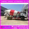 Dimensions de camion de réservoir de tambour de mélangeur concret de Sinotruk HOWO Wangpai