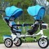 Gute Qualitätsdoppelt-Baby-Spaziergänger für Zwillinge (LY-A-161)