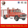 Água-Foam Fire Fighting Truck de Dongfeng 4X2