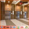2015 Price più basso Wood Timber Grain Wall e Ceiling ASP