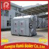 Hohe Leistungsfähigkeits-thermisches Öl-horizontaler Dampf und Warmwasserboiler mit Abwärme