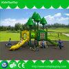 Diapositivas largas del plástico de la serie del patio al aire libre clásico de los niños
