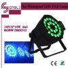 屋内LEDの同価ライト(HL-030)をつける24*10W 4in1 LEDの段階