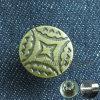 Медная латунная изготовленный на заказ кнопка металла для джинсыов людей