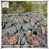 Caja galvanizada sumergida caliente de Gabion para el revestimiento de la cuesta