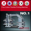 Machine d'impression flexible de quatre couleurs Yt6600/6800/61000 réglé