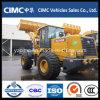 De Nieuwe Lader Zl50gn, Bedieningshendel, Weichai Motor, AC Cabine van het Wiel XCMG