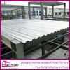 Anti- Terremoto galvanizado Suelo Acero plataforma / piso Teniendo Plate