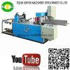 Hochgeschwindigkeitspapierserviette-Maschinen-volle automatische Cocktail-Serviette-Maschinen-niedrige Kosten