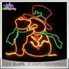 2016년 LED 주제 Relif 눈사람 크리스마스 장식적인 빛