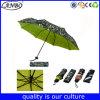 9 سنون مصنع [لنبو] آليّة 3 يطوي مظلة [فولدبل] مظلة حامل