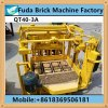 中国Manufactureの移動式Hydraulic Concrete Brick Machine